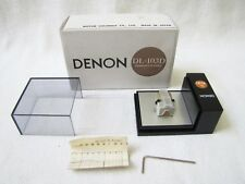 DENON DL-103D MC Cartridge. Vintage