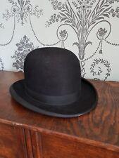 Antique Bowler Hat. J Pickering. Penrith.Superb condition