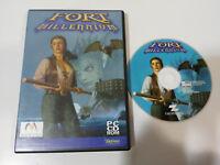 Fort Millennium Microids - Set PC Cd-Rom Spanisch