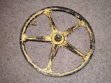Lester Old School Bmx used mag wheel Haro Hutch Gt Cw Se Redline Mongoose