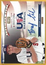 Brady Aiken - 2013 USA Baseball 18U National Team America's Best Auto #1  52/100