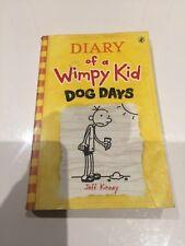 Diary of a wimpy kid - Dog Days by Jeff Kinney (2011)