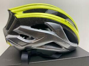 new Specialized S-Works Prevail II MIPS ANGI bicycle helmet ION CHARCOAL Large