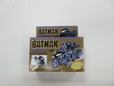 1990 TOY BIZ BATMAN BATCYCLE FIGURE VEHICLE EMPTY BOX TO COMPLETE