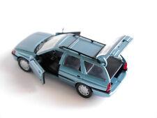 Ford Escort V 5 Kombi break TURNIER blau bleu blu blue metallic, Schabak 1:43 B!