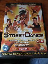 DVD - Street Dance 3D (DVD, 2010)