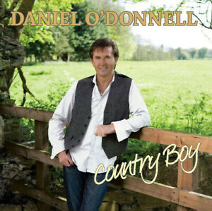 Daniel O'Donnell – Country Boy CD DMG 2008 NEW