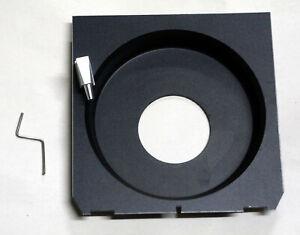 Copal#0 15mm Recessed Lens Board Linhof Technika Toko Chamonix ShenHao Wista