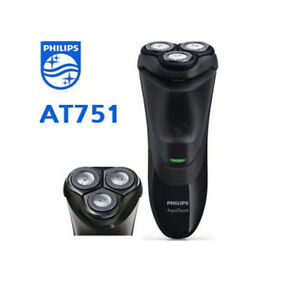 Philips Aqua Touch Electric Shaver Wet & Dry AT-751/16 Skin Protection