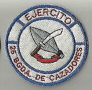 VENEZUELA: PATCHE EJERCITO  Hunters Brigade 25 FOR YOU COLLECTIONS / NEW  02