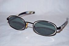 GUCCI Women's Rx SUNGLASSES FRAMES Made Italy 135 GG 1614 57D 48[]23