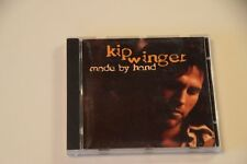 Kip Winger Made by Hand Domo 71013-2 Rare CD