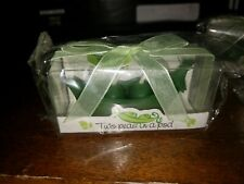 Lot Of 8 Two Peas in a Pod Mini Double Candle in Box - NEW!!!!!