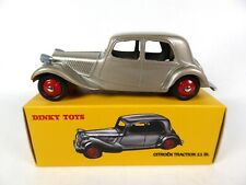Citroën Traction 11 BL - DINKY TOYS DeAgostini VOITURE MODEL CAR - 24N