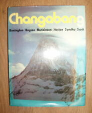 CHANGABANG by VARIOUS AUTHORS* 1975 HEINMANN BOOKS* H/B* UK POST £3.25*