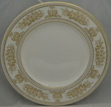 Wedgwood Columbia Gold Luncheon Plate