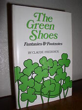 The Green Shoes by Claude Frederick (1980, Hardcover,DJ)