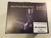 Meike MK-5D Mark II Battery Grip for Canon 5D Mark II 2