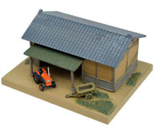 Tomytec (Komono 070-2) Agricultural Machinery Tractor and Cabin A2 1/150 N scale