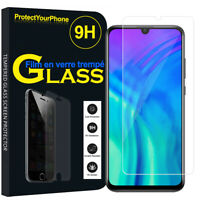 "Vitre Protection Écran Film Verre Trempe Huawei Honor 20 Lite/ Honor 10i 6.21"""