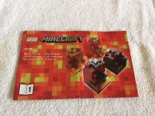 Lego 21106 - Minecraft Micro World The Nether