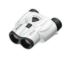Nikon ACT11WH Binoculars ACULON T11 8-24x25 Porro Prism White Free Shipping NEW