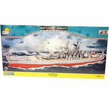 COBI Small Army Battleship Yamato 4814 2500pcs Historical Collection