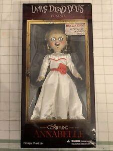 Mezco LDD (Living Dead Doll) The Conjuring Annabelle 10 Inch Doll Halloween 🎃