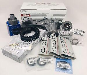 Complete Timing Belt Kit Fits NISSAN V6 Xterra and Frontier 3.3L Genuine & OEM