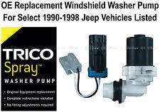 Windshield / Wiper Washer Fluid Pump - Trico Spray 11-524