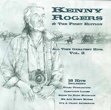 Kenny Rogers & First Edition - Vol. 2-All Time Greatest Hits