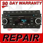 REPAIR JEEP DODGE CHRYSLER Radio MP3 FIX 6 CD Changer Player Sirius SAT AUX REQ