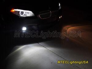 MTEC 6100K H8 H11 LED FOG LIGHT KIT for BMW F10 F11 528i 535i 550i Ver. 2