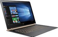 "PRO HP Spectre 13 512GB SSD Luxe Copper Gold i7 SSD 13.3""  Laptop B&O Dark Ash"