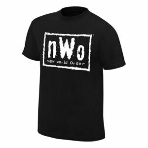 WWE NWO RETRO WCW OFFICIAL T-SHIRT ALL SIZES NEW