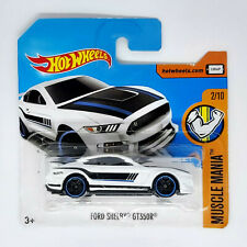 Hot Wheels Ford Shelby GT350R Modellino Auto Automobile Serie Muscle Mania 2/10