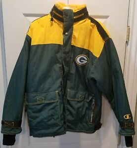 Green Bay Packers - Champion Jacket - Medium - New