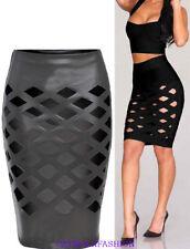High Waist Regular Size Casual Skirts for Women