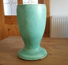 Vintage Blue Pottery Planter