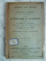 Octave Delle Morti Istruzioni E Sermoni Sul I Verità Cattoliche 1884
