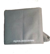 HP Envy 7640 / 7645 Printer Dust Cover (Size: WxDxH=17.75x16.2x8) Silver Nylon