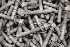 (20) Galvanized Concrete Wedge Anchor Bolts 1/2 x 4-1/4 Includes Nuts & Washers