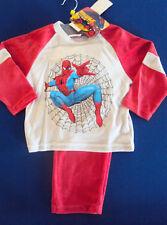 Pigiama in ciniglia Spiderman Bambino Tgl 4 anni 848 RO