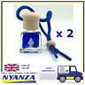 2 X Magic Tree Little Tree SPORT Liquid Bottle Home Car Air Freshener Hanging