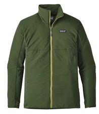 Patagonia Men's Nano Air Light Hybrid Jacket Medium Glades Green 84345