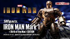 BANDAI PREMIUM S.H.FIGUARTS IRON MAN MARK 1 -BIRTH OF IRON MAN EDITION- FIGURE