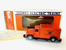 Lionel Trains 6-18423 On Track Step Van O Gauge Scale Runs AC DC power