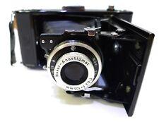Zeiss Ikon Vario Nettar 515/2 Novar-Anastigmat 1:6,3 f=105mm Folding Camera *EXC