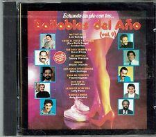 Bailables del Año Vol 9 Echando un Pie  BRAND  NEW SEALED CD