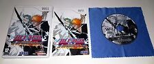 BLEACH : SHATTERED BLADE NINTENDO WII PAL COMPLETO